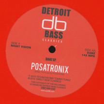 """Posatronix - Danz EP [12""""]"""