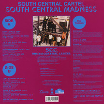 South Central Cartel - South Central Madness [LP]