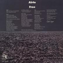 Airto - Free [LP]