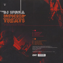 DJ Spinna - Unpicked Treats Vol.2 [LP]