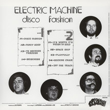 Electric Machine - Disco Fashion [LP]