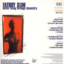 Fatboy Slim - Better Living Through Chemistry (20th Anniversary Edition) [2LP]