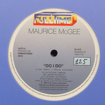 "Maurice McGee - Do I Do [12""]"