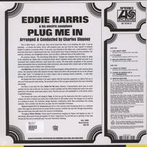 Eddie Harris - Plug Me In [LP]
