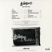 The Bamboos - Night Time People [2LP]