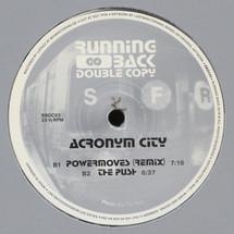 """Acronym City - Powermoves (Remastered) [12""""]"""