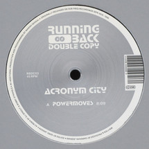 "Acronym City - Powermoves (Remastered) [12""]"
