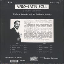 Mulatu Astatke / Ethiopian Quintet - Afro-Latin Soul Vol. 1