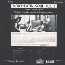 Mulatu Astatke - Afro-Latin Soul Vol. 2 [LP]