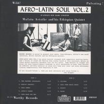 Mulatu Astatke / Ethiopian Quintet - Afro-Latin Soul Vol. 2