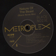 "Black Noise - Nature Of The Beast [12""]"