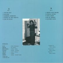 Noel Phillips - Youth Man Vibrations [LP]