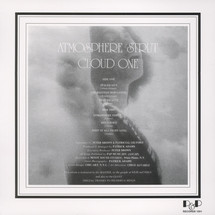 Cloud One - Atmosphere Strut [LP]