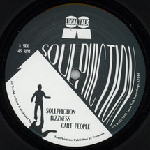 "Soulphiction - Bizzness [12""]"