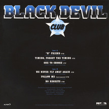 Black Devil - Disco Club [LP]