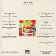 VA - Uneven Paths: Deviant Pop From Europe 1980-1991 [2LP]