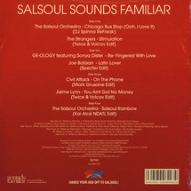 VA - Salsoul Sounds Familiar [2LP]