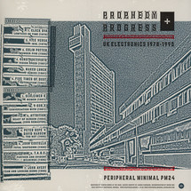 VA - Prophecy + Progress: UK Electronics 1978-1990 [LP]
