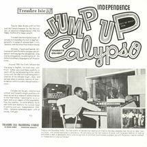 VA - Independence Calypso Jump Up [LP]