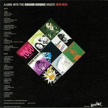 VA - A Look Into The Evasion Disques Vaults: 1970-1973 [LP]
