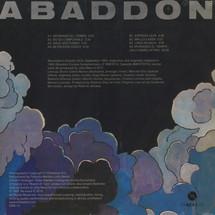Abaddon - Abaddon [LP]