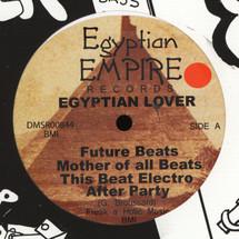"Egyptian Lover - 808 Beats EP Volume 1 [12""]"