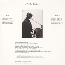 Icio Omegha - Psycho Cruise: Private Home Recordings 1984 - 1991 [LP]