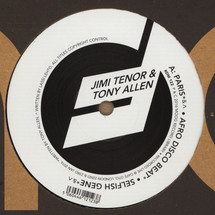 Jimi Tenor / Tony Allen - Jimi Tenor & Tony Allen (Oto Live Series)