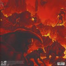 Mick Gordon - DOOM Original Game Soundtrack (180g Red Vinyl) [2LP]