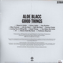 Aloe Blacc - Good Things [2LP]