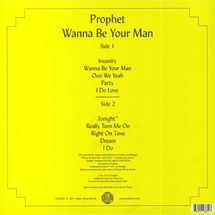 Prophet - Wanna Be Your Man [LP]