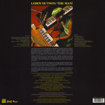 Leroy Hutson - The Man [LP]