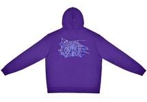 DOOM 3K - Spider Purple Hoodie