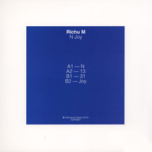 "Richu M - N Joy [12""]"