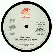 "Leon Ware - Why I Came To California/ Can I Touch You There [12""]"