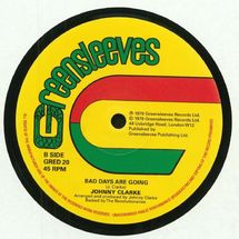"Johnny Clarke - Jah Love Is With I/ Bad Days Are Going (Extended) [12""]"