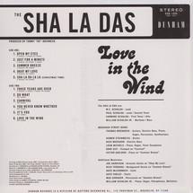 The Sha La Das - Love In The Wind (LP + MP3) [LP]