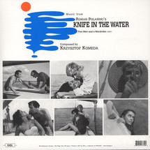Krzysztof Komeda - Knife In The Water [LP]