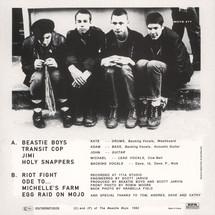 Beastie Boys - Polly Wog Stew EP [LP]