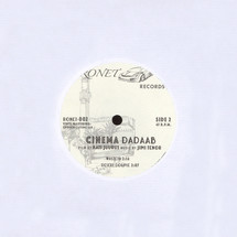 "Jimi Tenor - Cinema Dadaab [7""]"