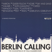 Paul Kalkbrenner - Berlin Calling - The Soundtrack (2LP + Poster) [2LP]