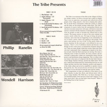 Phillip Ranelin - A Message From The Tribe [LP]