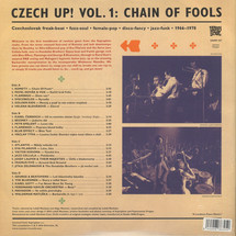 VA - Czech Up! Vol. 1: Chain of Fools [2LP]