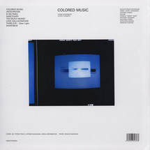 Colored Music - Colored Music [LP]