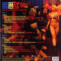 VA - Climax OST [2LP]