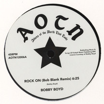 Bobby Boyd / Bob Blank - Rock On