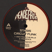"Stasis - Circuit Funk (Ltd. Reissue) [12""]"