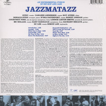 Guru - Jazzmatazz [LP]