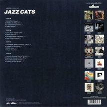 VA - pres. Jazz Cats (Gatefold 180g 2LP+MP3) [2LP]