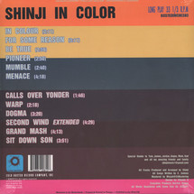 Shinji - In Colour [LP]